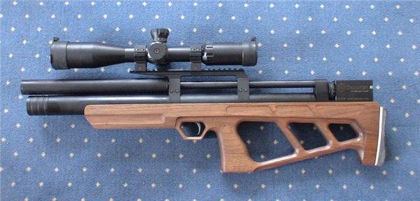 Пневматическая винтовка своим руками фото